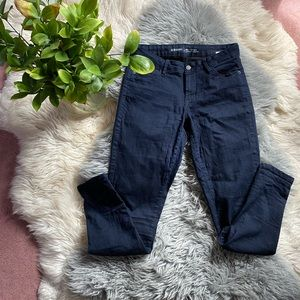 Old Navy Low Rise Rockstar Jeans